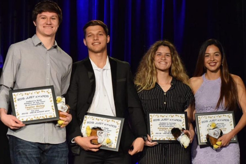 Judson Scholar Athletes and Athletes of the Year