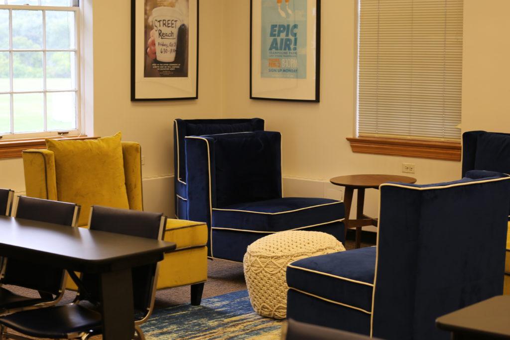 Alumni Room Changes to University Center