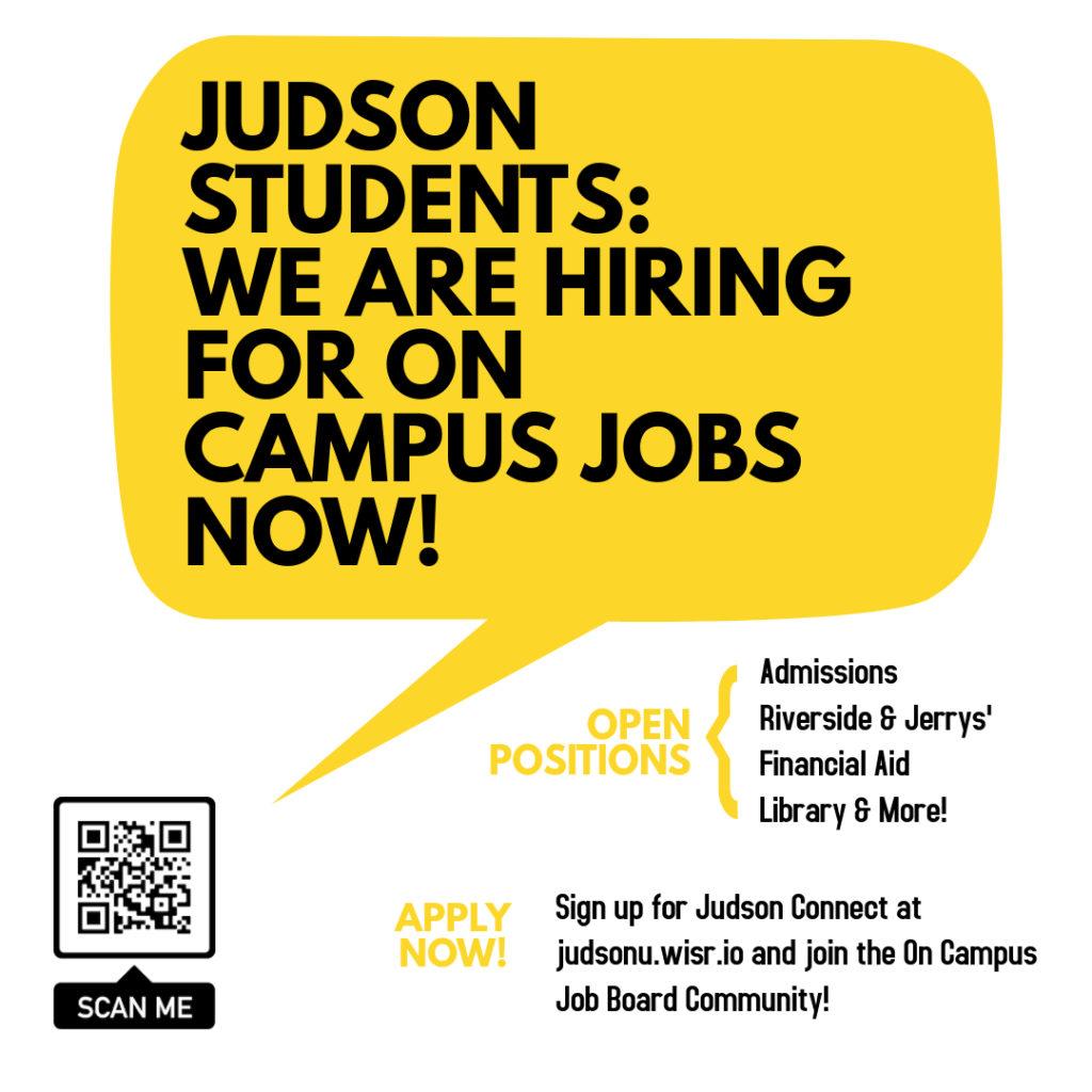 Campus Jobs