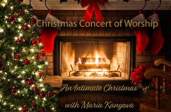 Christmas Concert Of Worship Featuring Maria Kanyova Soprano Campus News Judson University